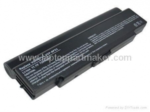 China notebook battery for SONY VAIO VGN on sale