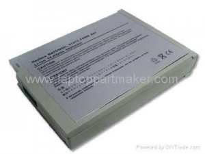 China High qulity Dell INSPIRON 5100 Notebook Battery For Dell INSPIRON 5100 Laptop on sale