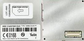 China GPRS/GSM MODULE--GM862-GPS on sale
