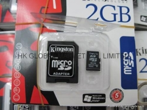 China wholesale 2GB Kingston micro sd class 4 Memory Cards on sale