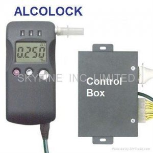 China Alcohol Ignition Interlock Device or BAIID on sale
