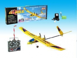 China AF0209 2 Channels RC Yellow Eagle Glider on sale