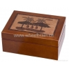 China Solid Birch Wooden Box BCH-SD for sale