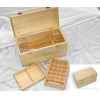China Solid Pine Wooden Box PIN-SD for sale