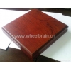China MDF Laminated With Rosewood Veneer for sale
