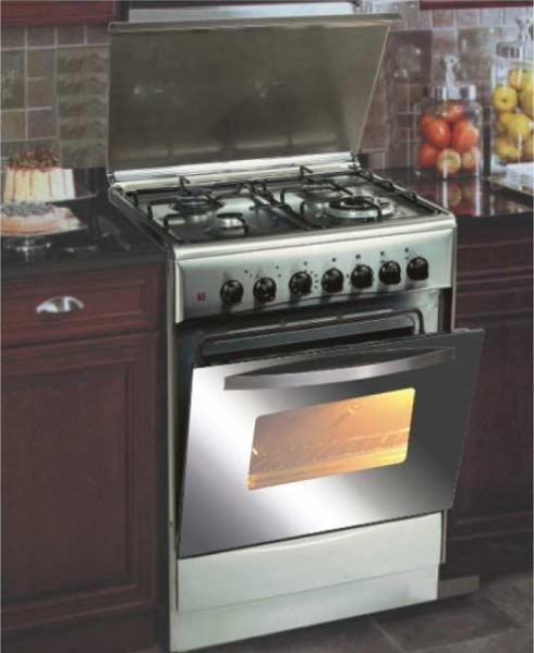 freestanding oven 60cm