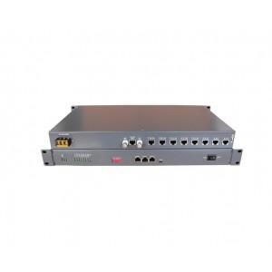 China PCM-E30:30 FXO/FXS E&M over E1 PCM multiplexer on sale