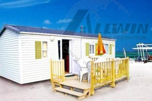 China Modular container Villa on sale