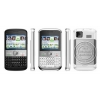 China JC-E5 Quadband Dual Sim QWERY Java TV mobile phone for sale