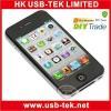 China Best apple iPhone 4 copy 3.5' Phone 4 i4GS | Wifi | 3.5 HVGA Screen | Dual Card for sale