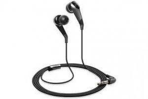 China Sennheiser Earbud Headphones - Black/Titanium(CX 870 ) on sale