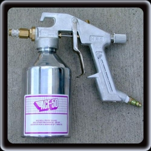 China Hand-held Spray System with 7 Wands and Instructional DVD on sale