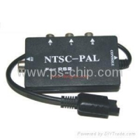 China PS2 PAL NTSC video converter on sale