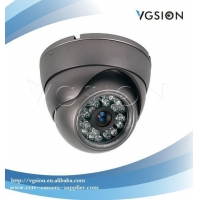 "1/3"" Sony CCD Anti-vandal Dome Camera"