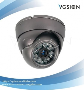 China 1/3 Sony CCD Anti-vandal Dome Camera on sale