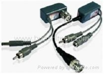 China CCTV Accessories Audio,Video,Power Supply Balun on sale