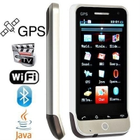 FG6 GPS Track ball Dual SIM WIFI JAVA TV Mobile