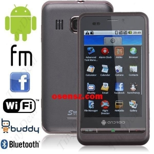 China P800 Android 2.2 System Dual Card WIFI 3.5inch Capacitance screen Smart Phones on sale