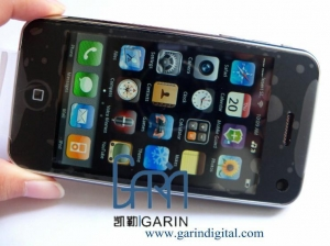 China New Pinphone 3GS i836 Capacitive Screen Quad band Dual sim WIFI MSN Mobile Phone on sale