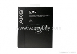 China Sell AKG k450 headphone for iphone/ipad/ipod/computer on sale