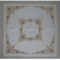 Cutwork Embroidery Table Cloth #08Z008