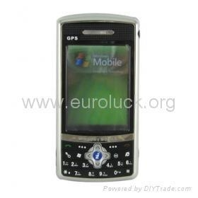 China WINDOWS MOBILE 5.0 icool O8 GPS Cell Phone on sale