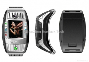 China paypal+ship+G100 watch mobile phone on sale