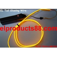 China EL Tail Lighting Wire EL Glowing Single-tail Wire ( HNR 0111 ) HNR 0111 on sale