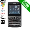 China Free Shipping W72 Dual SIM Windows Mobile 6.5 TV Smart Phone with WIFI Java GPS for sale
