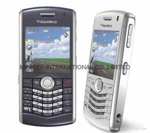 China unlocked original Blackberry pearl series of 8130 mobile phone support EDGE on sale
