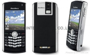 China unlocked original Blackberry pearl series of 8100 mobile phone support EDGE on sale