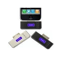 FM Transmitter for iPhone 3G & iPod(New)-030H