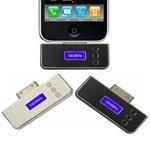 China FM Transmitter for iPhone 3G & iPod(New)-030H on sale