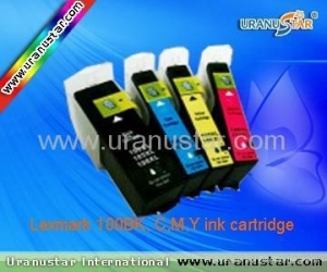 China Lexmark 100 ink cartridge on sale