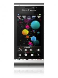 China COPY Sony Ericsson Satio silver on sale