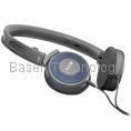 China AKG K420 Foldable Mini Headphone -Blue on sale