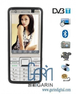 China Anycool T1000D Dual SIM DVB-T digital TV GSM Cell Phone on sale