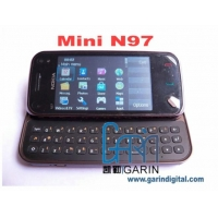 MINI N97 1:1 Quad band 3.0 inch Touch Screen QWERTY Keyboard Mobile Phone