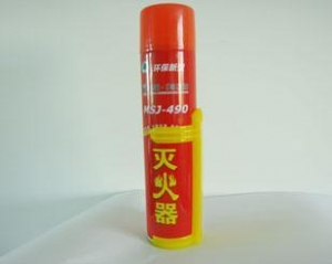 China Simple-type water-based fire extinguisher MSJ-490 on sale