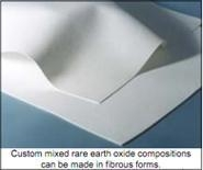 China Type RE Rare Earth Oxide Fibers and Textiles on sale