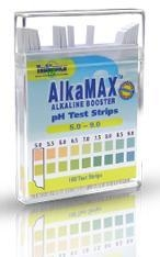China AlkaMAX pH Test Strips 100ct on sale