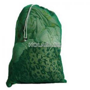 China ES-LMB0013G Mesh Laundry Bag.Green on sale