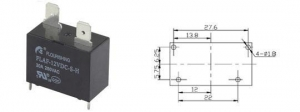 China General Purpose Relays FLAF on sale