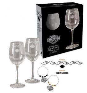 China Wine glass gift set on sale