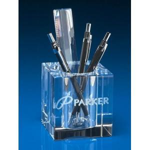 Crystal Pen Pot