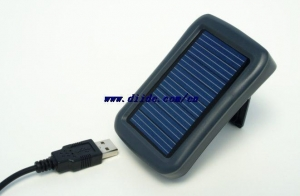 China Solar battery charger AA & USB on sale
