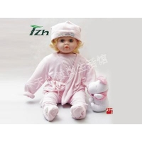Baby series infant's five-piece suit