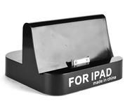 China Universal Dock Cradle Charger Stand Holder For iPad - Black on sale