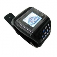 Hot Dual SIM Compass Watch Mobile Phone Avatar ET-2