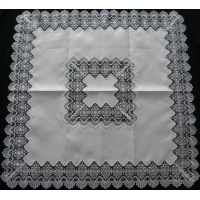 Organza Lace Table Cloth